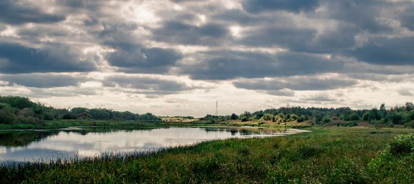 Озеро Большое Островишне.