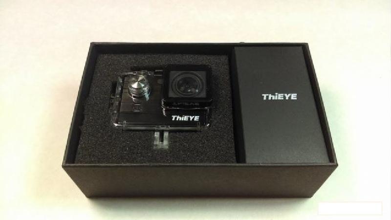 Моя первая камера | ThiEYE T5e | Обзор