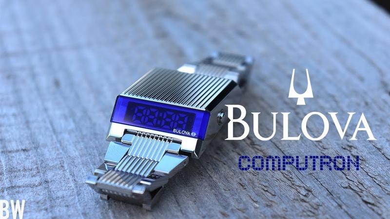 A look at the Bulova Computron Reissue