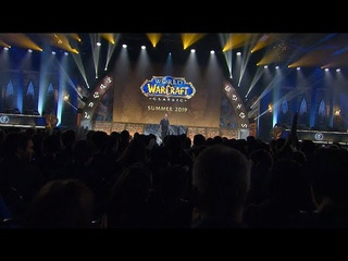 World of Warcraft Announcements From Blizzcon 2018 Opening Ceremony - Classic Release Date!