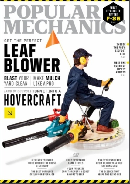 Popular Mechanics USA - Oct 2019