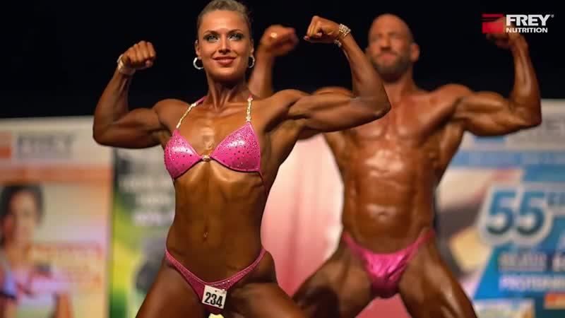 Int Deutsche Meisterschaft 2015 Sieger Paare Marina Yakubova Marcel Moergel Trim