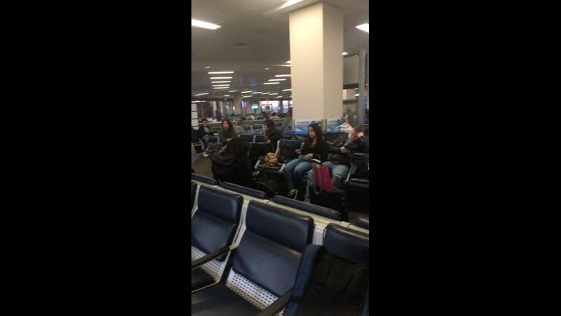 Полёт в Лас-Вегас 🚀🚀🚀