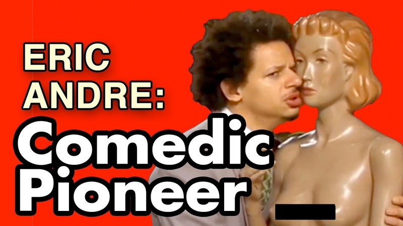 Eric Andre, Pioneer of Nihilistic Humor