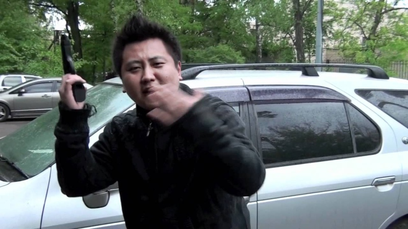 Dirty Monk представляет спец гостя China Crip