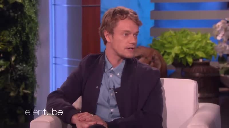 Alfie Allen_The Ellen Show_16/10/2019