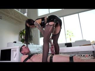 marley brinx chastity misery [femdom, toys, chastity, stockings, tease and denial, masturbation, bondage]
