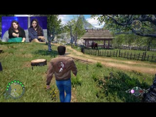 Shenmue 3 PS4 Gameplay - We Can`t Believe We`re Playing It!