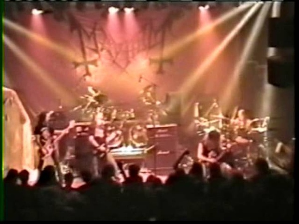REPUGNANT Live in Stockholm Sweden 2001 FULL SET
