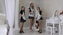 Jessy Rebecca and Sophie dress presentstion agency Brima.d