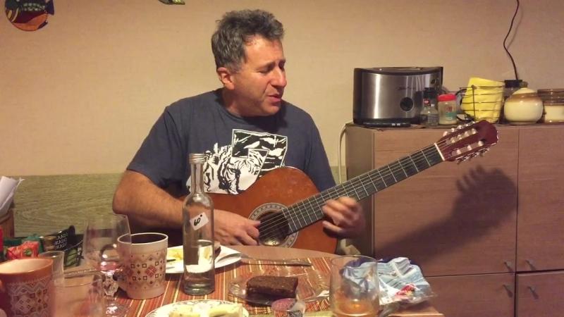 Тимур Фишель «Две гитары».