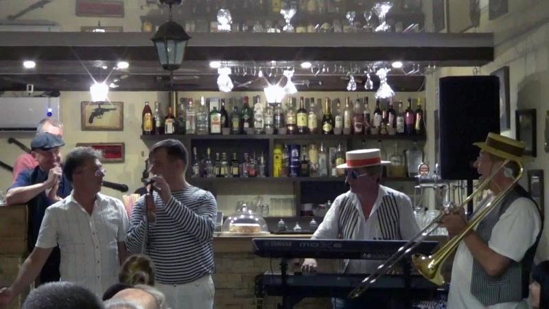 Вечер Одесской песни в ресторане Мишка Япончик -12.08.2017