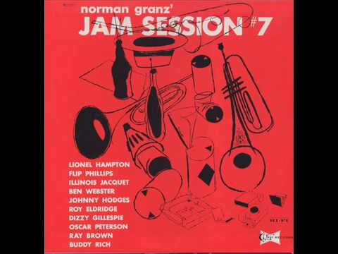 Norman Granz' Jam Session 7 Clef MGC 677