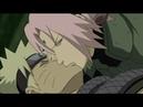 Смерть Наруто и Саске / Сакура пытается спасти Наруто