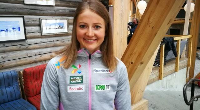 Skifestivalen Blink on Instagram Verdens beste kvinnelige skiløper fra siste sesong blir å finne på startstreken i Lysebotn og i Sandnes Ingvild