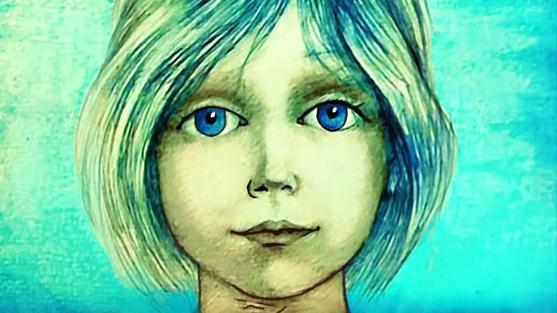 Девочка и Дельфин клип на Enigma - The Dream Of The Dolphin-Keystudio remake.