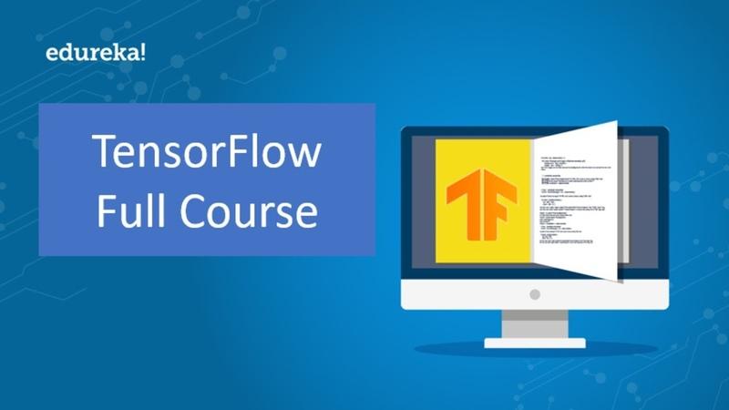 TensorFlow Crash Course | Basics Of TensorFlow | TensorFlow Tutorial For Beginners | Edureka