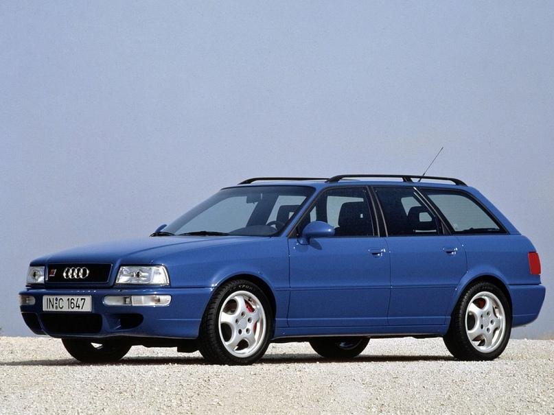 1994 Audi Avant RS2 — Авто подарившее жизнь Порше, изображение №3
