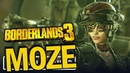 Реакция на трейлер Borderlands 3 The BFFs Moze Character Trailer Reaction