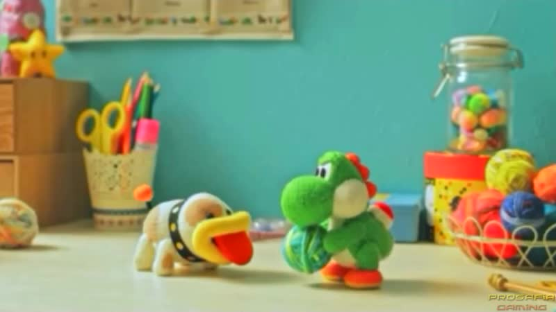 Poochy Yoshis Woolly World All 31 Short Movies
