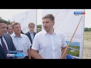 Дан старт грандиозному проекту строительства у станции Сенная