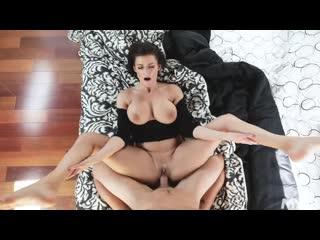 Мамаша посасывает член друга сына (pov анал fetish сиськи порно секс porno sex)