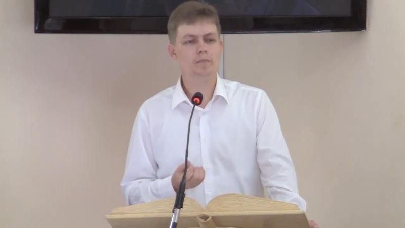 Шемяков А.А. - проповедь: Последователи Христа (08.09.2019г.)