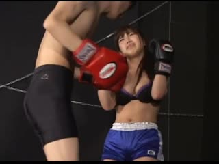 Spn-04 belly punching footage 4, saki mizumi