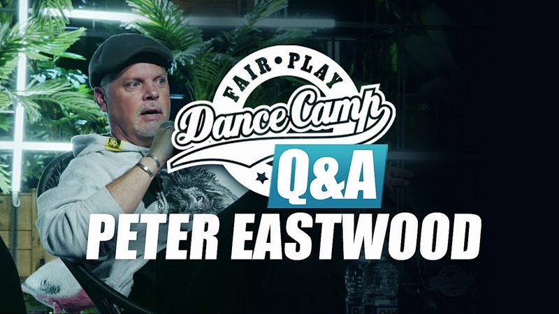 Q A Peter Eastwood 'It's important to have good relationships' Fair Play Dance Camp 2017