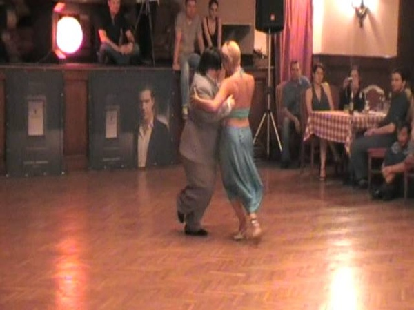 Alejandra Mantiñan Aoniken Quiroga - Tango_Mi Dolor_Juan D'Arienzo (2/4)