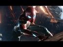 Эбони Мо похищает Стрэнджа Новый костюм Человека Паука Мстители Война бесконечности