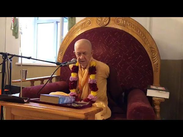 BVV Narasimha Swami, BG 9.30, Khabarovsk, 9.08.2019 (Eng Rus)