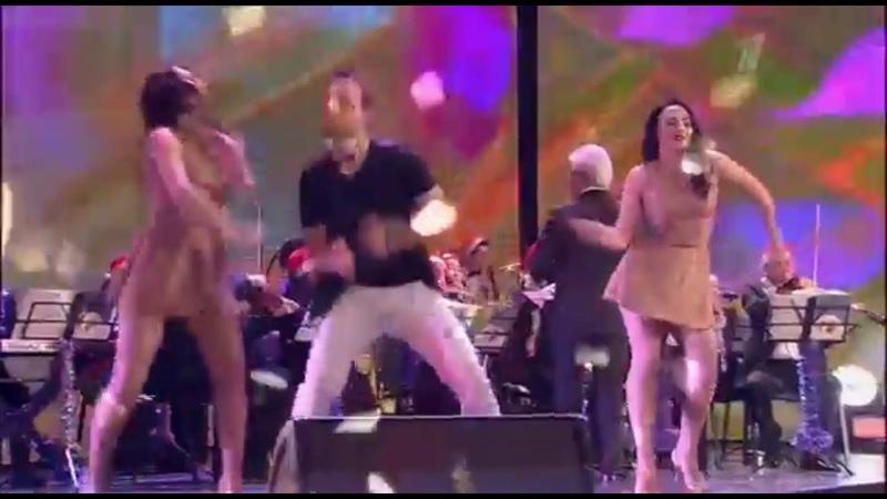 Фабрика, Иванушки International Despacito Главный новогодний концерт на 1 Канале от 31 12 2017