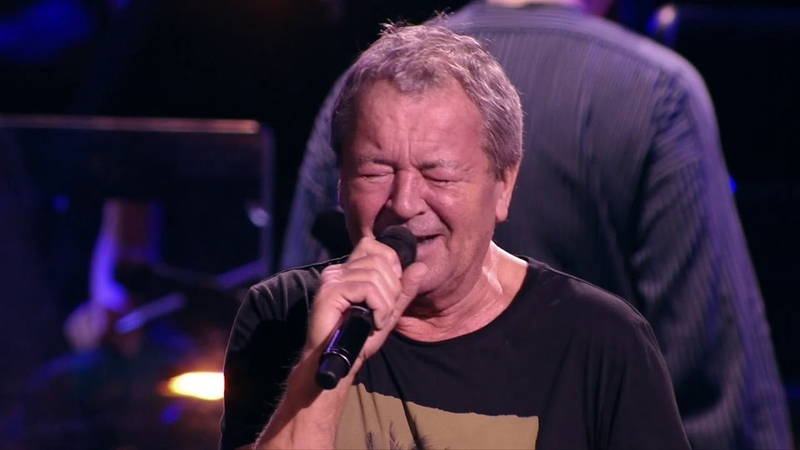 Ian Gillan Smoke On The Water Live in Moscow Album Contractual Obligation out now