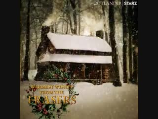 Its beginning to look a lot like a FrasersRidge  Holidays, Outlander clan!