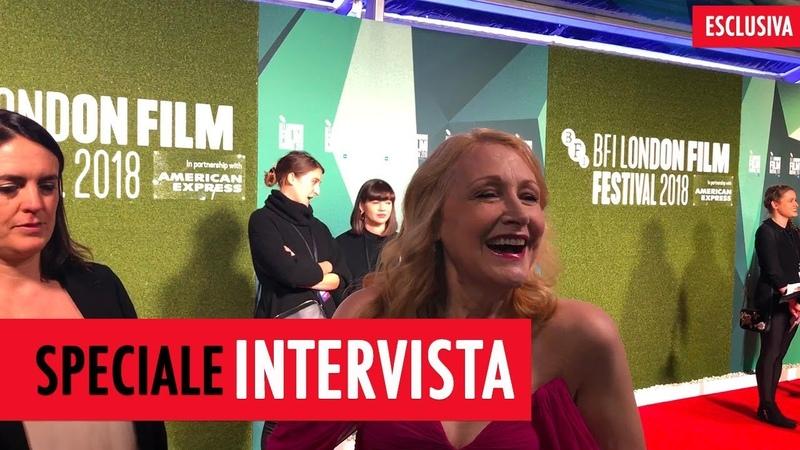 Patricia Clarkson intervista all'attrice