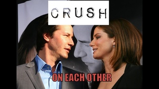 Crush on each other confession Speed movie stars - Keanu Reeves Sandra Bullock