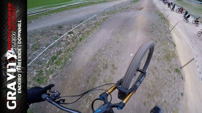 IXS DOWNHILL - Bikepark Winterberg 2019 | RAW Run mit Specialized S-Works Stumpjumper 29 | Leo Kast