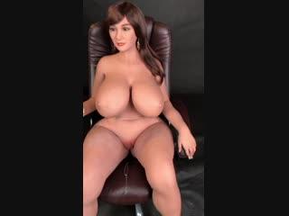 Купить реалистичную силиконовую секс куклу ReaL DoLL с большой грудью