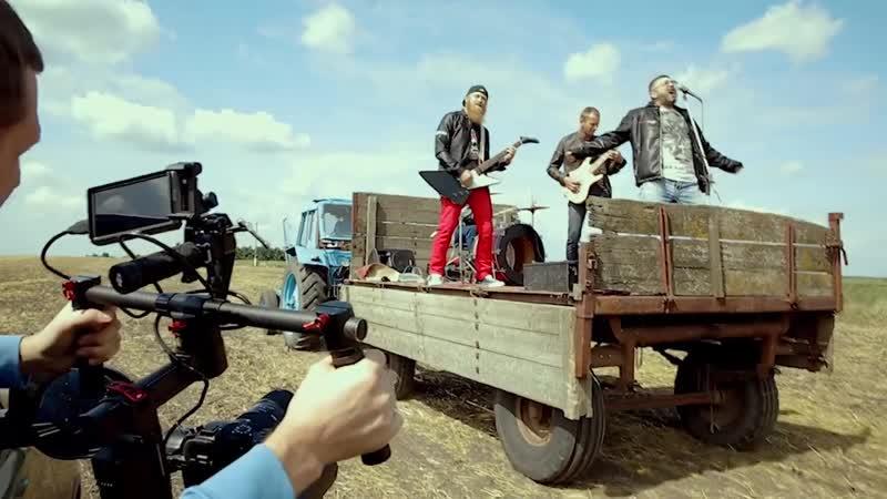 Съёмки клипа для группы КЭНДИ