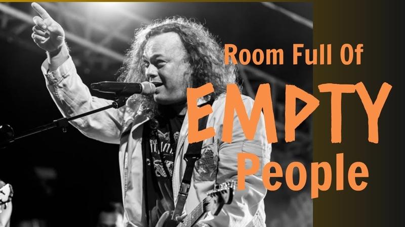 TIE DYE KITTY - Room Full Of Empty People (Alone Video Lyrics)