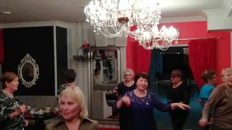 Танцы в Кстово . Гр . Смена . н . Арзамасцева . Расцвела черемуха .