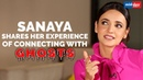 Sanaya Irani talks about her experience of connecting with ghosts and plan chets | Exclusive