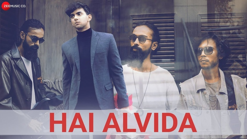 Hai Alvida Official Music Video Kabir Athar Feat Rishabh Rai