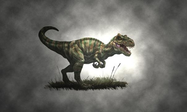 Обои HD Динозавры