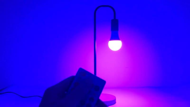 Лампочка с пультом Купить можно тут > ali.pub/3vz6ir