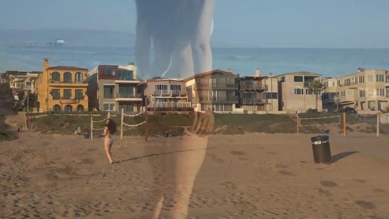 Viktoria Kay Beach Bikini