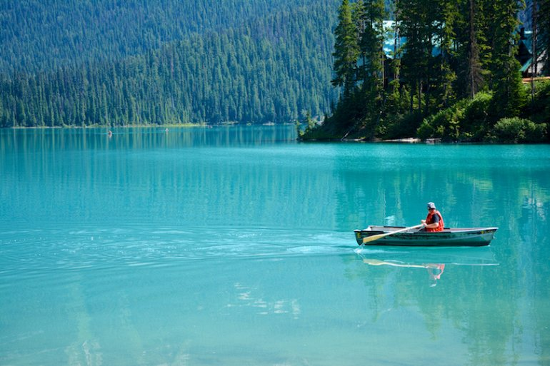 Самые красивые озера Канады, изображение №5