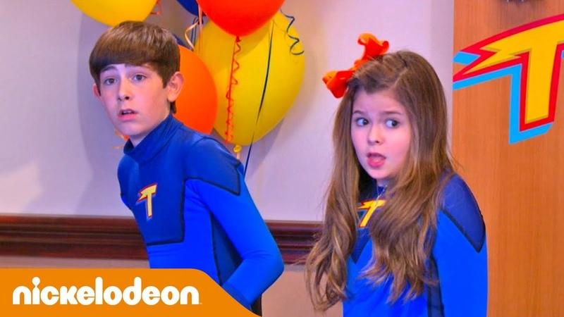 Грозная семейка Встреча с поклонниками 😬 Nickelodeon Россия