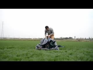 Палатка-автомат CWalk-Auto устанавливается за 44 секунды!